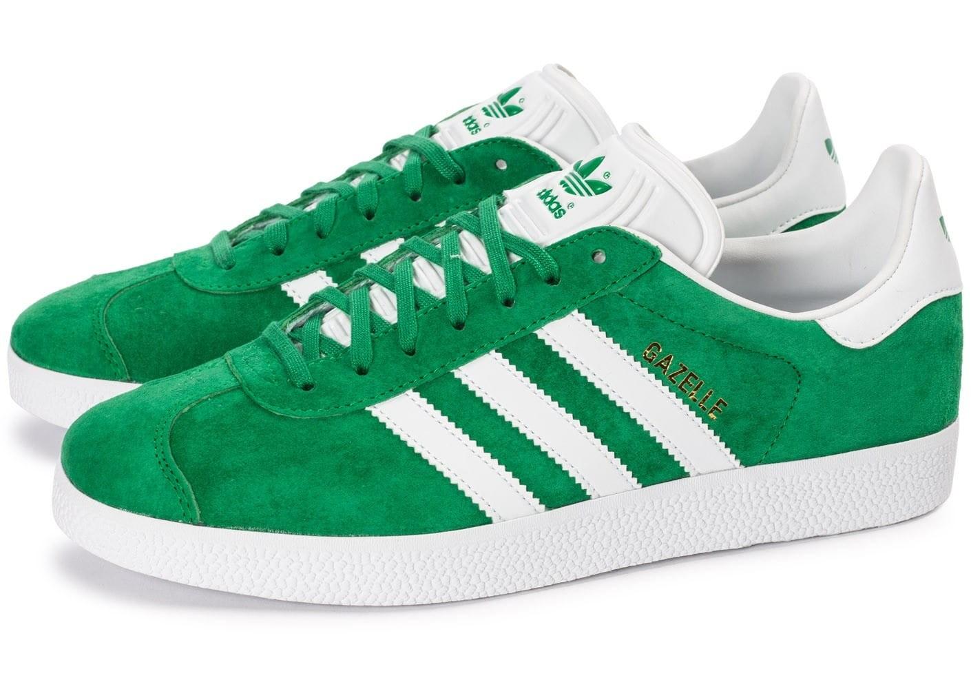 Promotion de groupe adidas gazelle homme verte.Dédié à