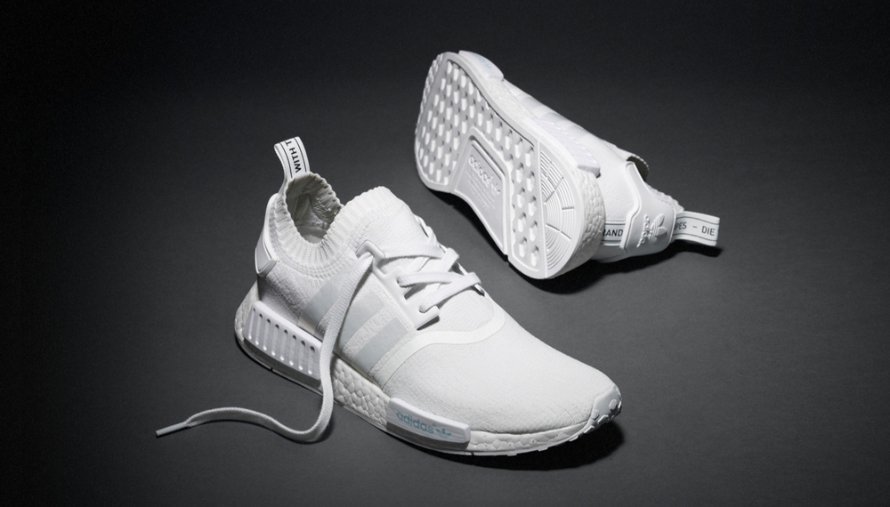 adidas nmd blanc homme