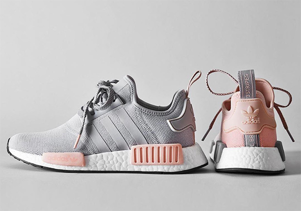 Promotion de groupe adidas nmd r1 femme rose et gris.Dédié à