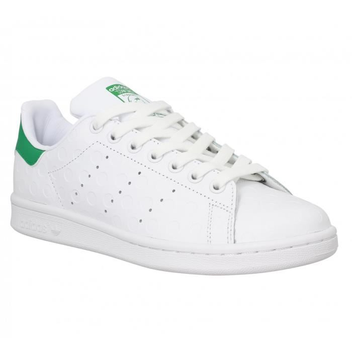 stan smith femme blanche pas chere