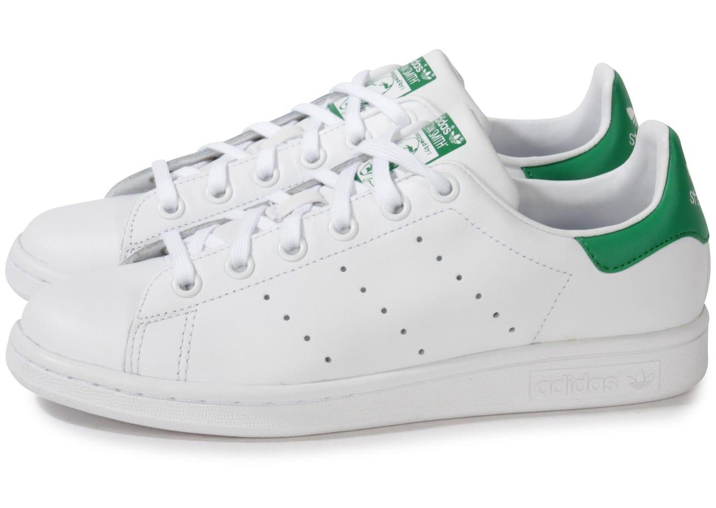 18c455270110c Économiser Adidas À Promotion De Groupe dédié Smith Verte Femme Stan m0N8nvw