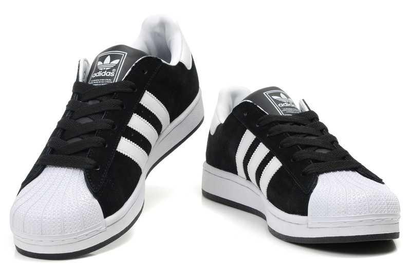 économiser d8ff1 c46ac Promotion de groupe adidas superstar 2 femme blanc et noir ...