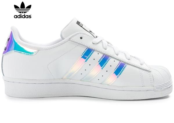 super cute buy popular factory authentic Promotion de groupe adidas superstar blanc irise.Dédié à ...