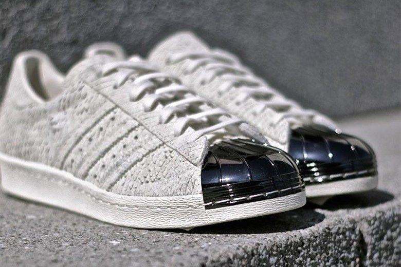 date de sortie 15fa5 a45db Promotion de groupe adidas superstar bout metal.Dédié à ...