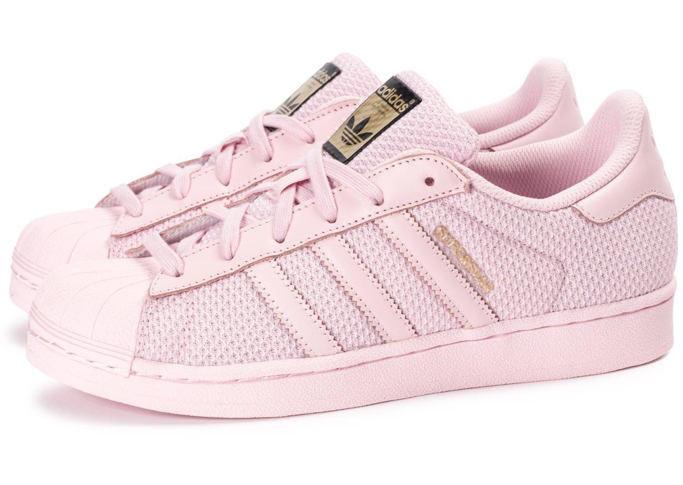 check out 4d1a9 4a2f2 adidas superstar junior rose