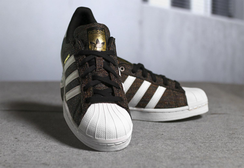 Jw Chaussures Promotion Adidas De Noir Groupe Superstar Blanc dédié dhQrCts