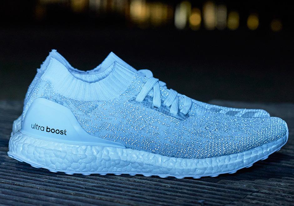 adidas ultra boost uncaged bleu