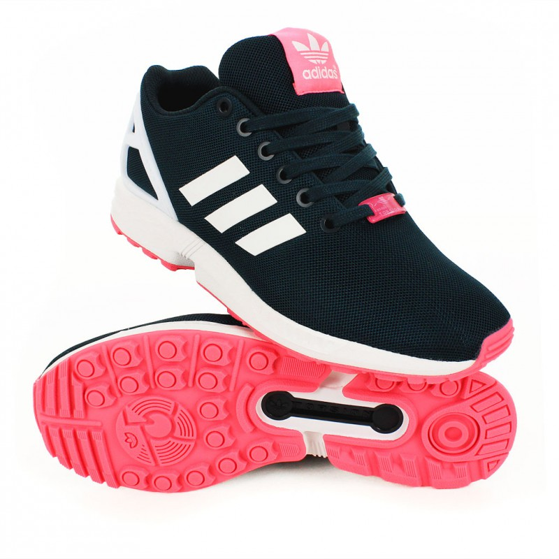 chaussure adidas zx flux fille