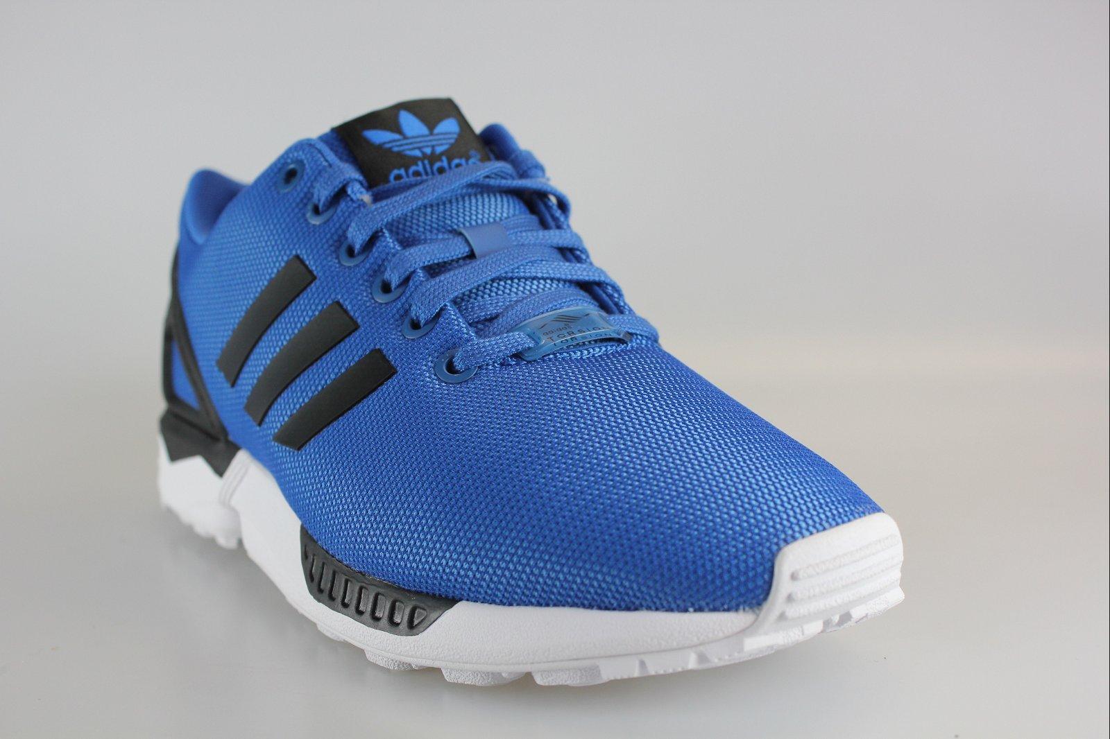 adidas zx flux bleu homme