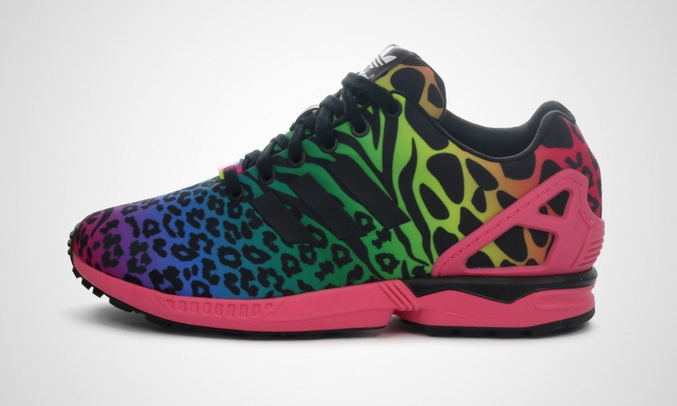 promo adidas zx flux