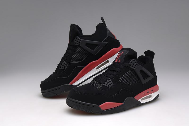 buy popular f1b85 b9726 Promotion de groupe air jordan 4 noir rouge.Dédié à économiser de l argent  - www.stronycms.eu