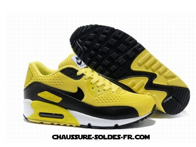 Promotion de groupe air max jaune noir.Dédié à économiser de