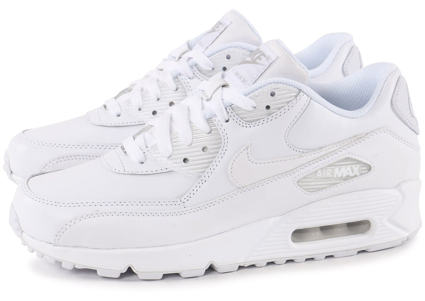 Promotion de groupe air max leather blanc.Dédié à économiser