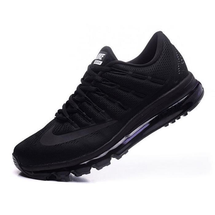 D'or Chaussures Points Et Nike Running Air Max Noir 2016
