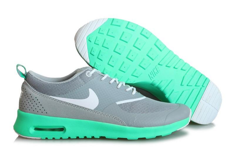 nike air max thea femmes grey green