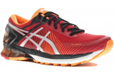asics gel kinsei 6 rouge