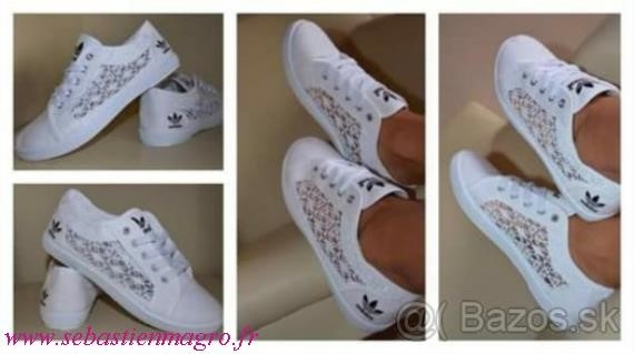 sports shoes 563fb 7c31d Prix directeurs d usine basket adidas blanche dentelle Pas cher.Retrouvez  les informations sur les produits et les meilleurs prix sur les cha