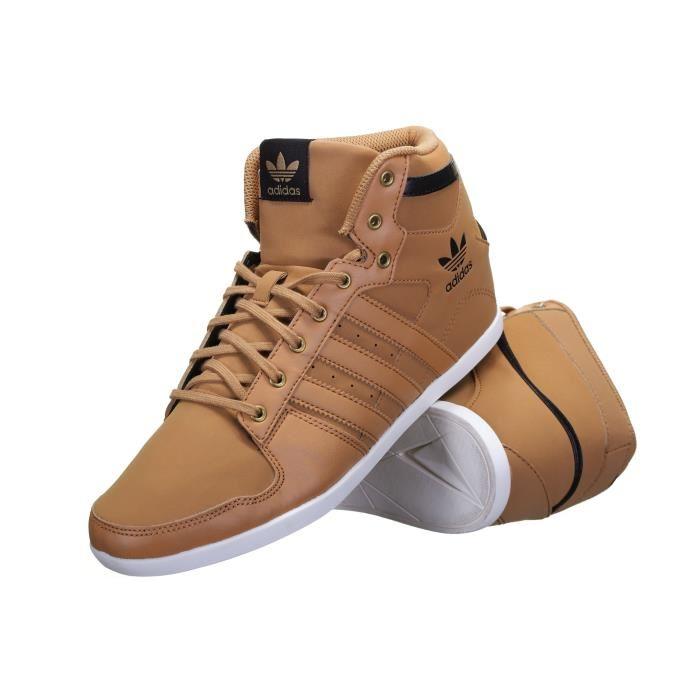 Promotion de groupe basket adidas couleur camel.Dédié à