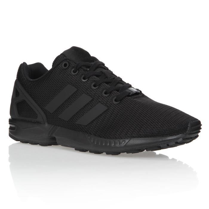 adidas chaussure femme zx flux noir poeny