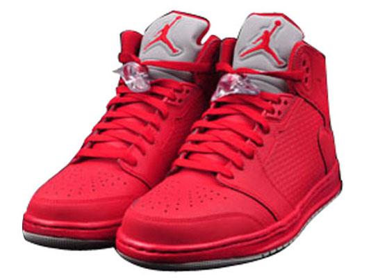 Promotion Basket De Groupe Économiser À L dédié Jordan Air Rouge mN0w8n