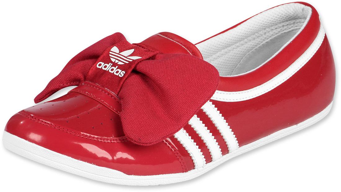 chaussure adidas femme avec noeud