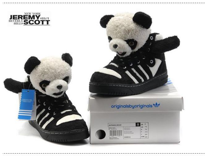 Promotion de groupe chaussure adidas peluche.Dédié à