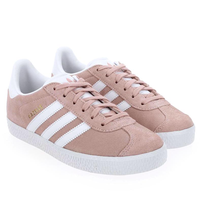 Promotion de groupe chaussure adidas rose pastel.Dédié à