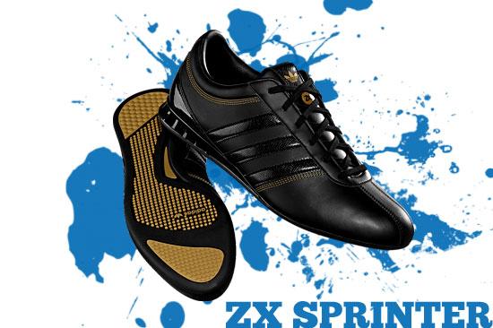 dédié Promotion De Chaussure Zx À Sprinter Économiser Groupe Adidas mwnNyv0O8