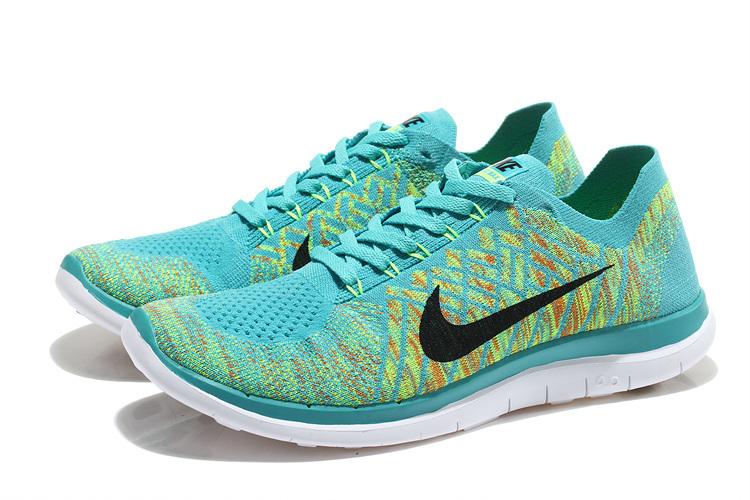 Nike Free 4.0 Flyknit Chaussures de Running Compétition