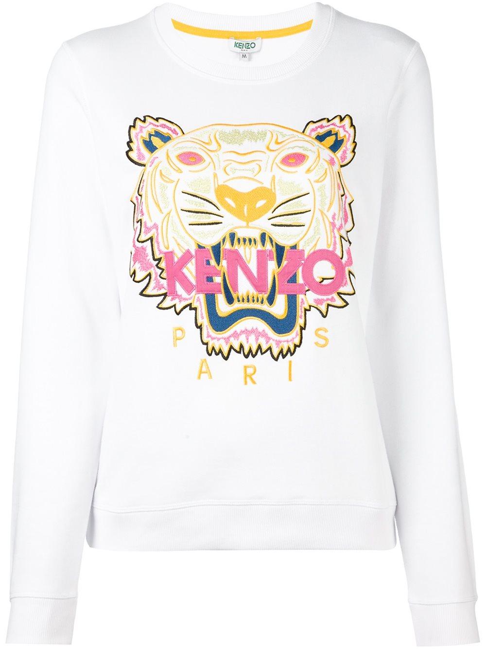 De Pull Femme Pas Cher dédié Tigre Groupe Promotion Kenzo À vwynmN80O
