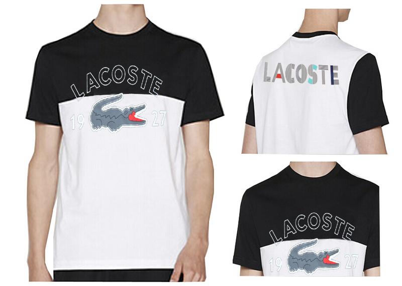 fe7819560e7 Promotion de groupe tee shirt homme lacoste pas cher.Dédié à économiser de  l argent - www.stronycms.eu