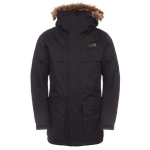 doudoune north face homme et taches